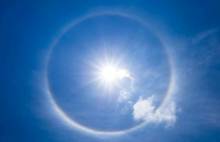 Optical phenomena in the atmosphere